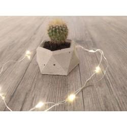 DIY Betondeko Pflanzen Topf...
