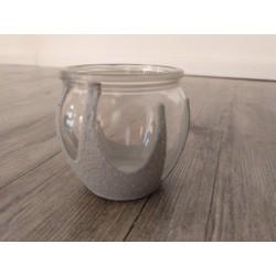 DIY Betondeko Teelichtglas...