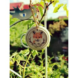 Aufhängscheibe Fuchs
