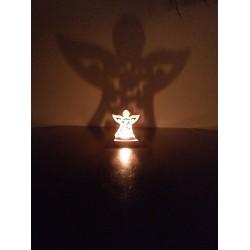 Teelicht-Engel