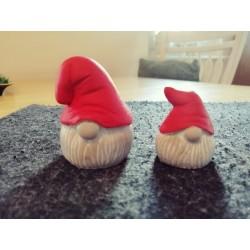 Weihnachtswichtel Duo