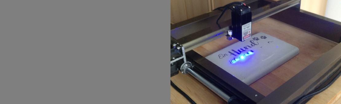 Lasergravuren